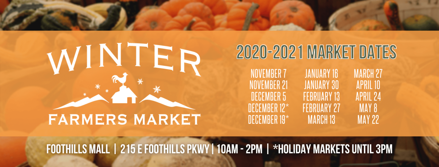 2021 Fort Collins Farmers Market